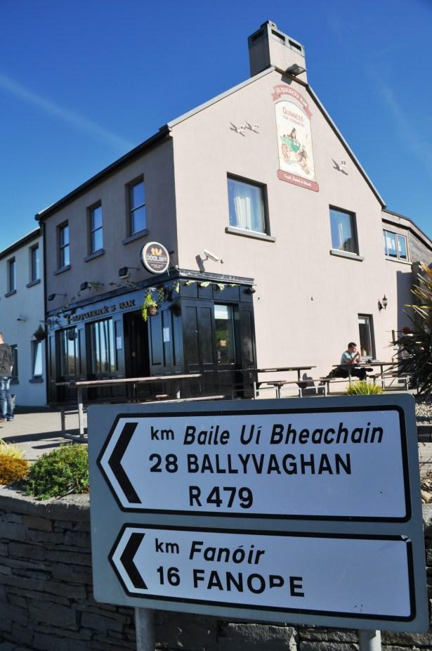 Fitzpatrick's Pub, Home of Doolin Bay Seafood Chowder
