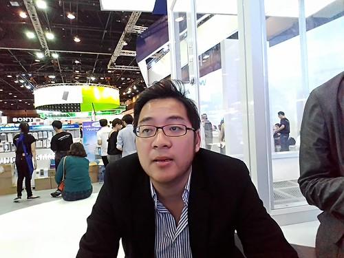 ภาพโดยกล้องหน้า ASUS Zenfone 2