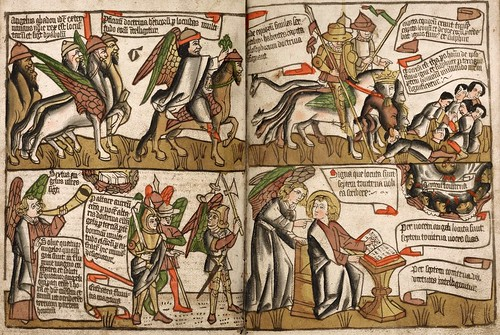 003-Apocalypsis Sancti Johannis-1470- Biblioteca Digital Mundial