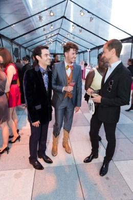 Orkut Buyukkokten, Derek Holbrook, Jack Dorsey