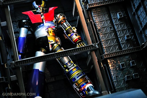 DX SOC Mazinger Z and Jet Scrander Review Unboxing (111)