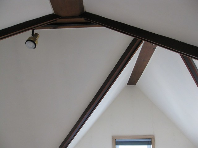 Big bedroom ceiling