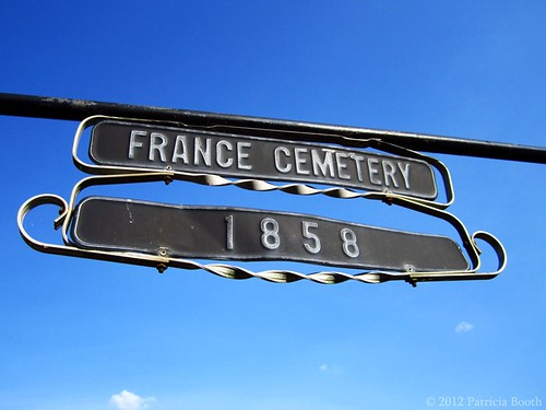 Day 174 France Cemetery 1858 by pixygiggles