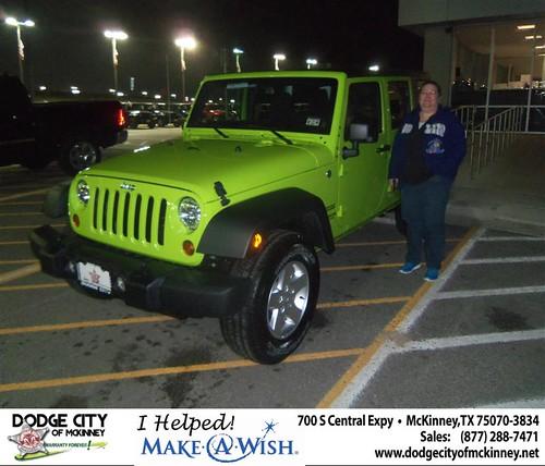 Dodge City of McKinney would like to say Happy Birthday to Amy Mackey! by Dodge City McKinney Texas