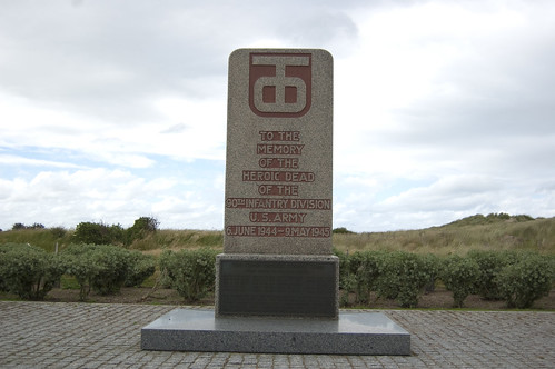 Utah Beach, Normandy France
