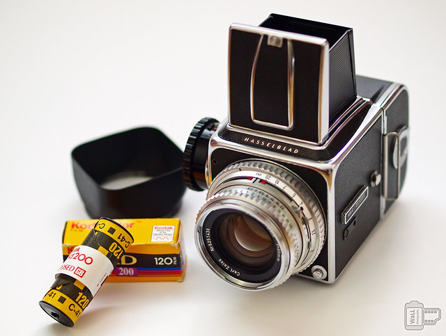 Hasselblad & Kodak – Fate pulled them together