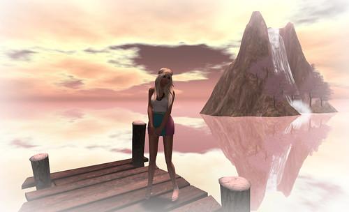 Dreamy Island by Lexia Barzane (www.lexiabarzane.com)