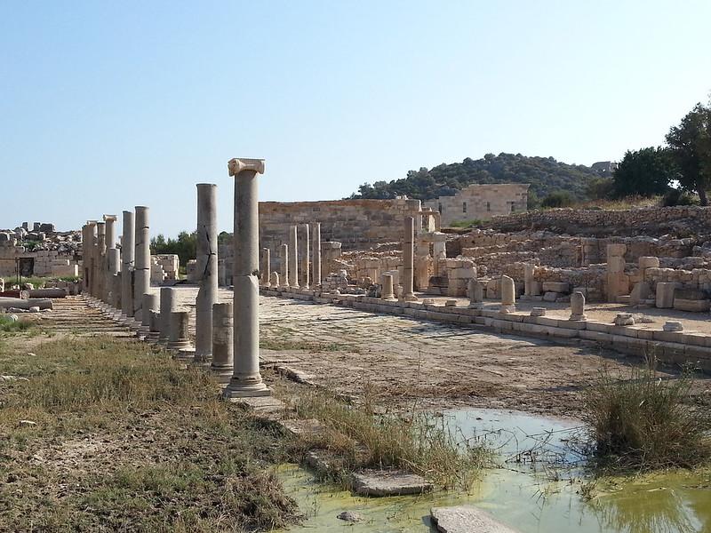 Turquie - jour 16 - Cités lyciennes - 032 - Patara et Xanthos