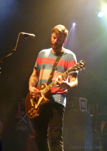 Four Year Strong - koko - 1st February, 2012 (3)