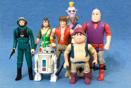 Vintage Kenner Droids figure @ home-of-boushh.com