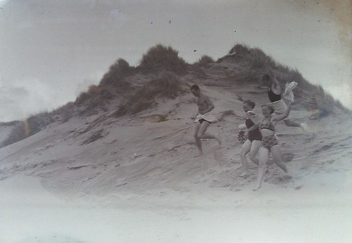 Vintage Beach People - Not sure where  this came from? - 2 by TempusVolat