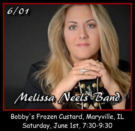 Melissa Neels Band 6-1-13