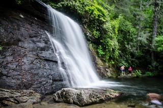 Silver Run Falls