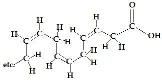 fatty acid chain