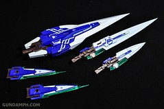 Metal Build 00 Gundam 7 Sword and MB 0 Raiser Review Unboxing (30)