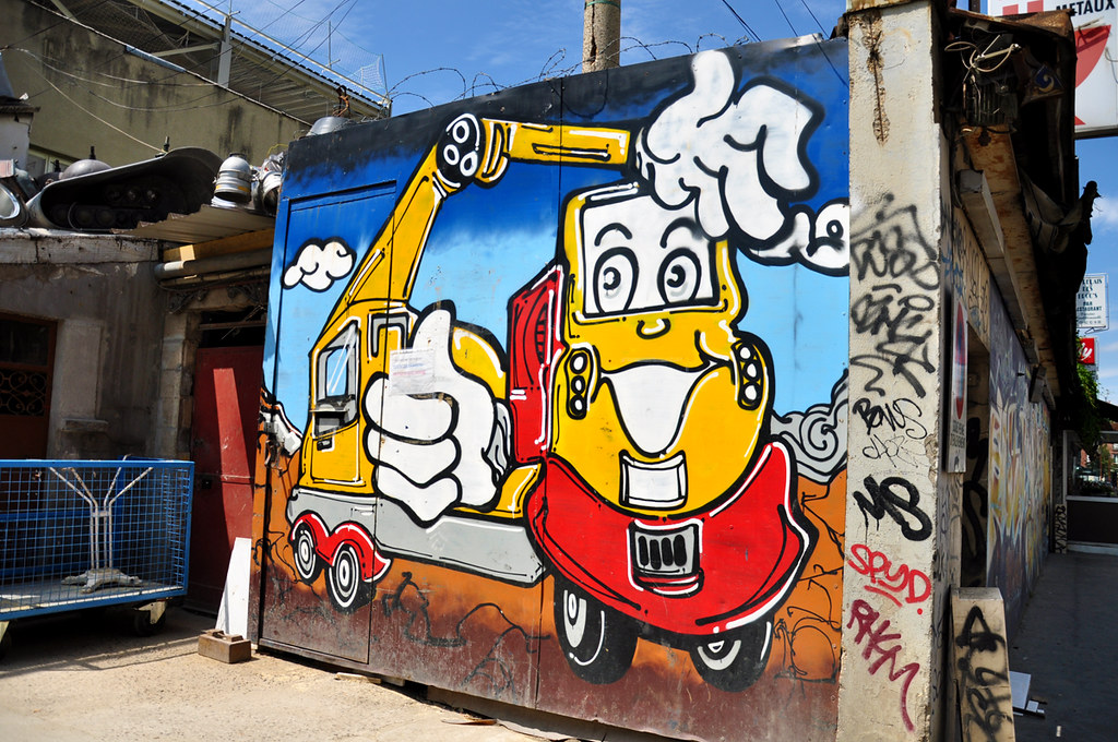 Graffiti construction2