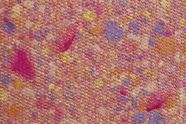 08 Givenchy Le Prisme Visage   Color Confetti macro