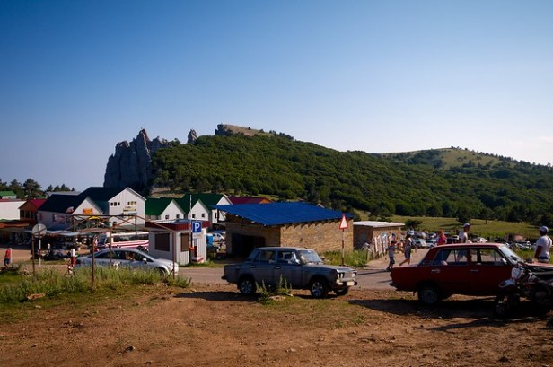 Крым, Ай-Петри