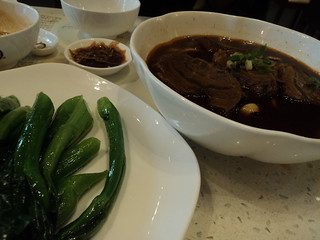 King's Dumplings Beef Noodle