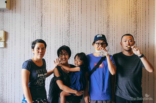 Rinjani's 5th Birthday Trip 2015