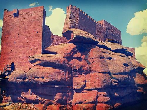 Castillo de Peracense - flickr