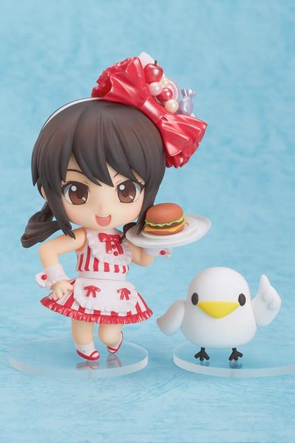 Hamburger! Served by Mizuki Nana!