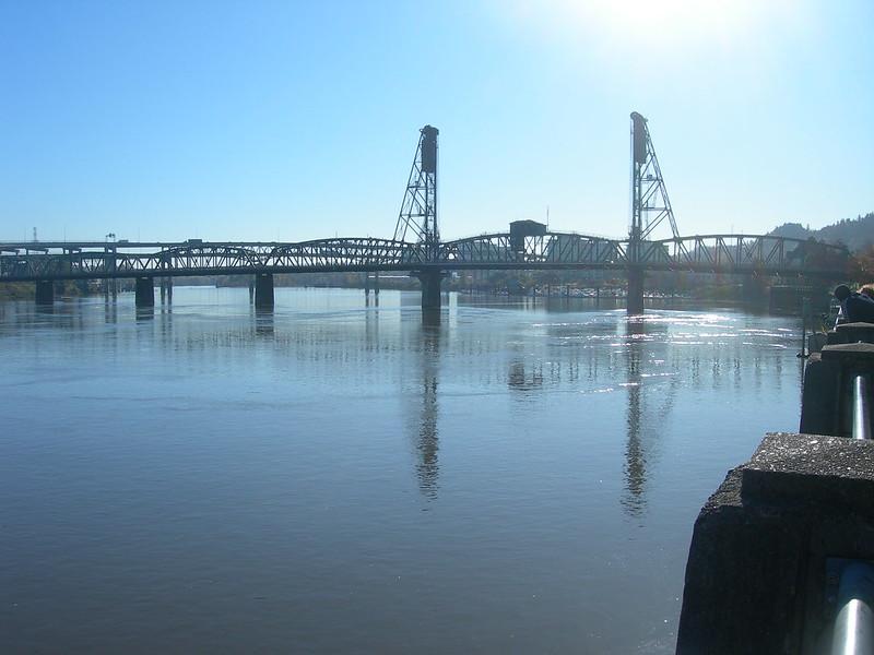 Portland, OR - November, 2008