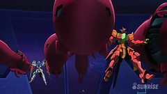 Gundam AGE 2 Episode 27 I Saw a Red Sun Screenshots Youtube Gundam PH (54)