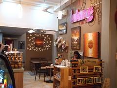 Interior, Viking Coffee, Kandahar Street