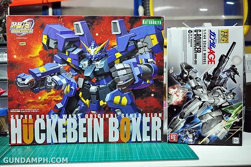 Kotobukiya SRW OG Huckebein Boxer RTX-011AMB Unboxing Review (2)