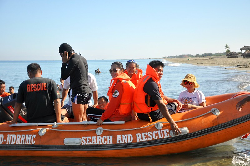 Search and Rescue Rubber Boat Operation Class 07- 2013 (14)