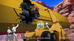 Gundam AGE 3 Episode 31 Terror! The Ghosts of the Desert Youtube Gundam PH 0058