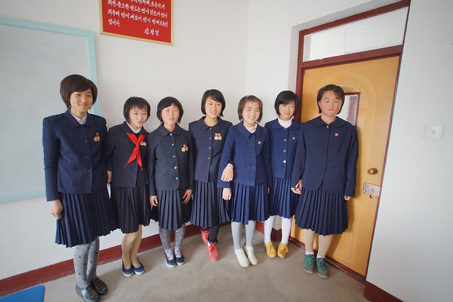 Rason Foreign Language School North Korea