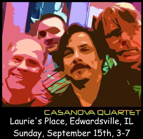 Casanova Quartet 9-15-13