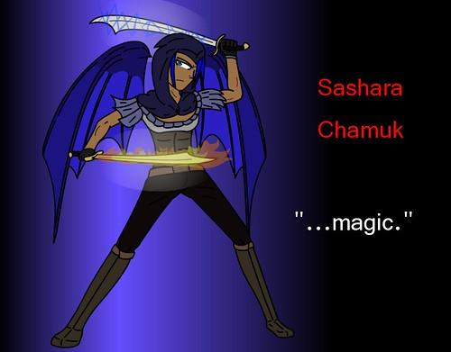 Sashara