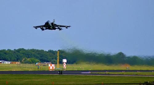 Tornado - Royal Saudi Air Force by Uflinks