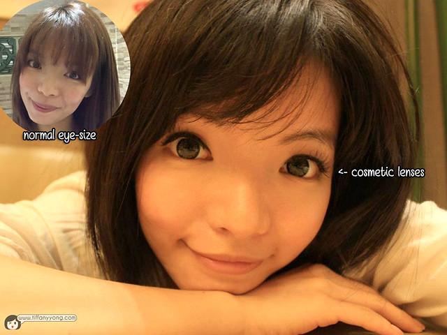 Cosmetic Lens