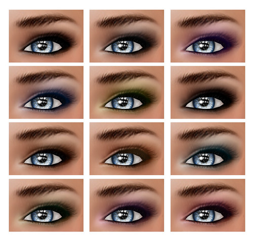 Dailyn Eyeshadows