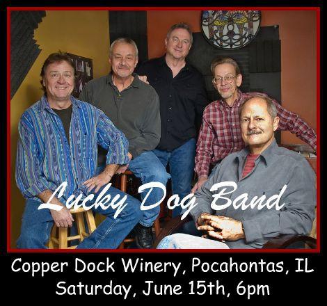 Lucky Dog Band 6-15-13