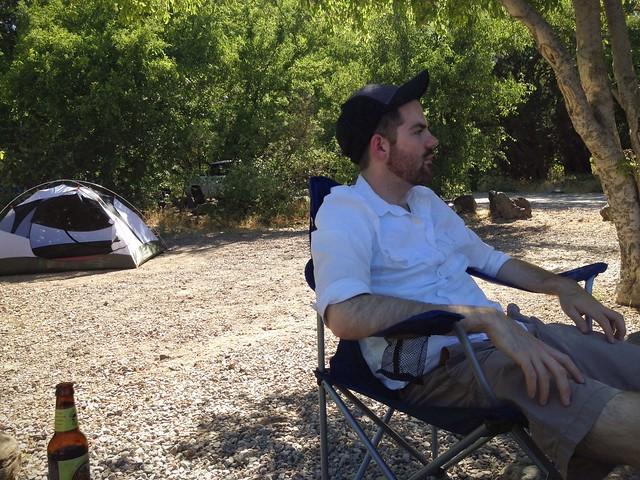 Sedona camping