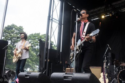 Alejandro Escovedo & The Sensitive Boys @ TURF 2013