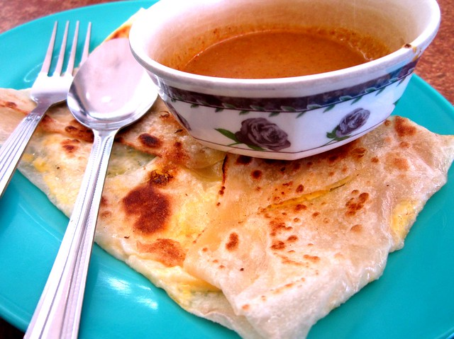 Choon Seng roti telur 1