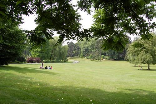Roubaix, Le Parc de Barbieux