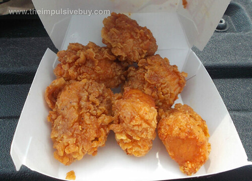 KFC Hot Shot Bites