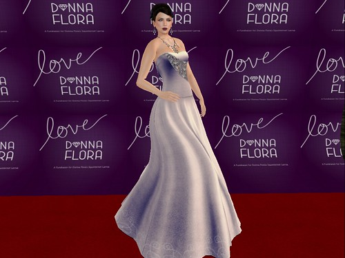 welcome to the love donna flora event