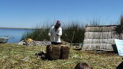 Lago Titicaca - Uros