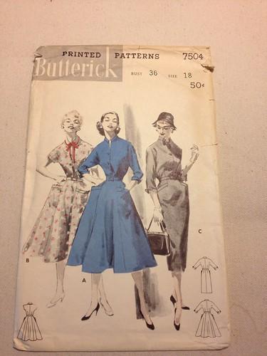 Butterick 7504