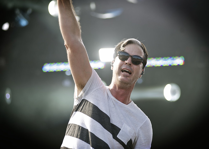 Fitz and the Tantrums @ LouFest