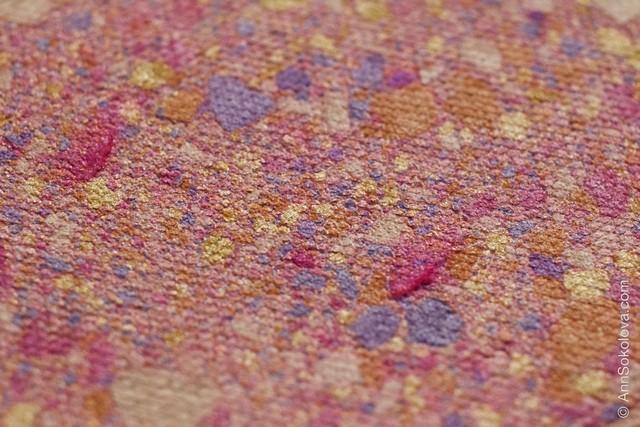 09 Givenchy Le Prisme Visage   Color Confetti macro