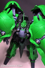 1-100 Kshatriya Neograde Version Colored Cast Resin Kit Straight Build Review (111)